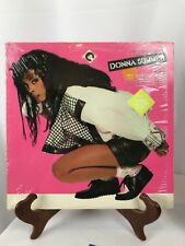 Donna Summer - Cats Without Claws- (SHRINK)LP Vinyl Records (I7)