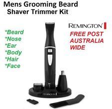 Reminngton Mens Beard Nose Ear Hair Shaver Trimmer Grooming Set Portable Travel