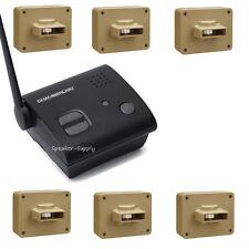 Chamberlain CWA2000 w/ Six CWPIR Motion Sensors Driveway Alarm CWA2000 +5 CWPIR