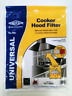 Cooker Hood Extractor Grease Filter for Kitchen Aid Cut To Size 47cm x 57cm x2