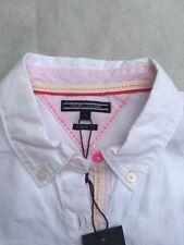 Tommy Hilfiger Women's NESSA  Shirt White size 12