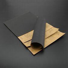 5pcs Wet & Dry Paper Grit P600/P1000/ P1500/P2000 Sandpaper Waterproof Sheets