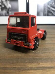 Matchbox Camion Bedford K-3 1979 Métal Rouge Véhicule Miniature Collection