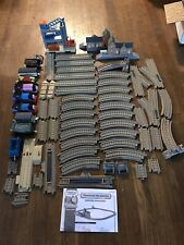 Thomas The Train Plastic Tracks And Motorized Trains Set 60+ Pieces