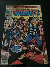 Marvel The Invaders #32 1978