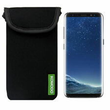 Komodo Samsung Galaxy S8 Plus Neoprene Mobile Phone Pouch Pocket Cover Case ///