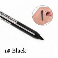 Waterproof 2X Longlasting Eye Liner Pencil Pigment White Color Eyeliner Makeup U