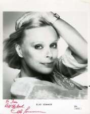 ELKE SOMMER JSA COA Hand Signed 8X10 Photo Autograph Authenticated