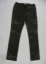 Billabong Men New Order Elastic Camo Pants Sz 32 M300GNOE