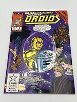 Star Wars Droids #6 Marvel Star Comics 1987 New Hope Story Darth Vader CleanCopy