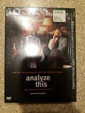 Analyze This [DVD] NEW!