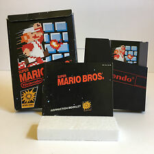 Super Mario Bros. (Nintendo Entertainment System, 1985) NES Black Label Hang Tab