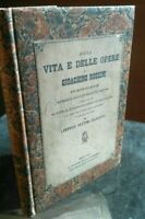 1874 LODOVICO SILVESTRI : BIOGRAFIA E OPERE DI GIOACCHINO ROSSINI ILLUSTRATA