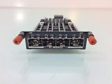 Dell 3G10C PC8100 4-Port FC Flex Module - TESTED - Ships Today