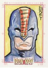 Rittenhouse Iron Man 1st Movie Dan Cooney Sketch Card