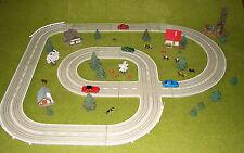Faller ams Autorennbahn  Rennbahn Autobahn
