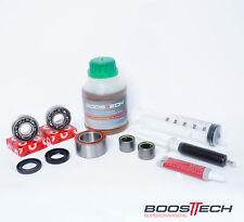 Eaton M62 Supercharger BIG Rebuild Repair kit. Mercedes slk clk c e 230 Bemani