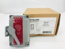New Killark Xs 4c Control Assembly Cover For Hazardous Locations