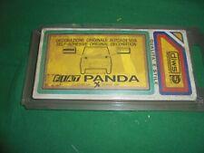Fiat Panda 1 Series 30/45 Stickers Kit Car Body Silver Original