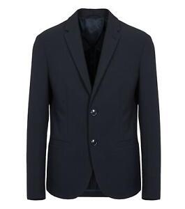 AX Armani Exchange - Giacca Uomo Blu Blazer