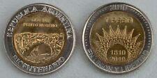 Argentinien / Argentina 1 Pesos 2010 p160 unz.