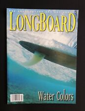 LONGBOARD MAGAZINE 2003 VOL.10 #8 JAN./ FEB. SURFING HAWAII SURFER LONGBOARD