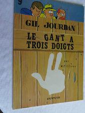 GIL JOURDAN No 9  LE GANT A TROIS DOIGTS