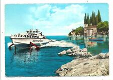 L' aliscafo sul Garda......................Colorprint  A. Preda - Milano