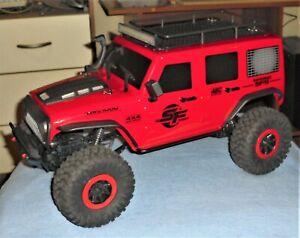 s-idee® WL 104311 RC Model Jeep Crawler RTR 1/10 2.4G 4WD