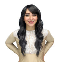 Fantasia Long Loose Curls Synthetic Wig for Crossdressers - 5 Colors Avaiable