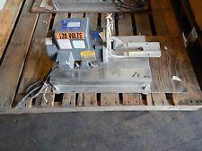Baldor Electric Motor 3/4 HP 115/230 V 56C Frame T37-B3/4-12S20 Plymouth Pump