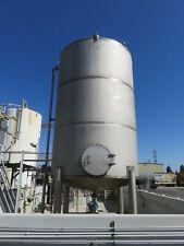 10000 Gallon 316l Stainless Steel Tank Vertical Storage Tank