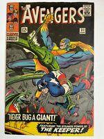 Avengers #31 - Iron Man Thor Captain America Marvel Comics