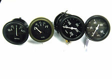 Jeep Willys, medidores de panel de instrumentos Set, 640761, 640762, 640763 y 640764 6 voltios
