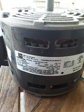 EM26- EMERSON K55HXECA 1/3 HP HVAC BLOWER MOTOR 1075 RPM  2.4 A  3 SPEEDS