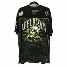 CAMOUFLAGE PUNISHER SKULL T-SHIRT MENS S-2XL 100/% COTTON TOP CAMO GAMING BIKERS
