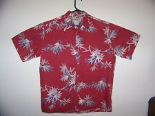 Cooke Street Large Hawiian Shirt 100% Cotton Shipping Included!