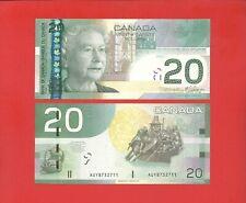 Canada $20 2004 print in 2011 $20 Macklem * Carney – AUY – pick #103h