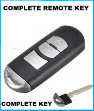 REMOTE PROX KEY keyless entry Suitable for MAZDA 2 3 6 CX3 CX5  2012  - 2017