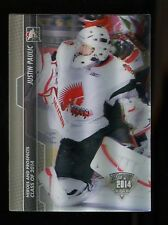 2013-14 ITG Heroes & Prospects 3D SP Class of 2014  #173  Justin Paulic
