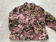 Oilily Blazer Little Girl Size 104. 4-5 Years Old.