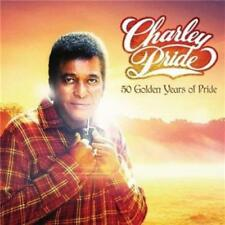 CHARLEY PRIDE 50 Golden Years Of Pride 2CD BRAND NEW Best Of