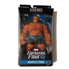 Marvel Legends Fantastic Four Super Skrull Series Thing 6 inch Action Figure