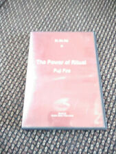 dr. wu dhi in The power of ritual puji fire (dvd)