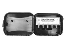 Antiference Outdoor Or Masthead 4 Way TV Aerial Splitter UHF Freeview