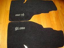 HONDA GOLD WING GL 1500 TRUNK & SADDLEBAG SADDLE BAG  MATS CARPET  no chrome