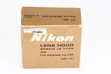 Nikon Gegenlichtblende HN-12 in OVP