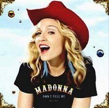 MADONNA Don't Tell Me RARE MIX CD Single SEALED THUNDERPUSS Vission USA Seller