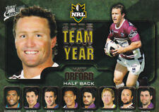 2009 Select NRL Classic Series - Team of the Year TY5 Matt Orford