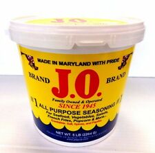 J.O. Spices Maryland Co.#1 Excellent Crab & All Seafood Seasoning - 5 Lb Bucket